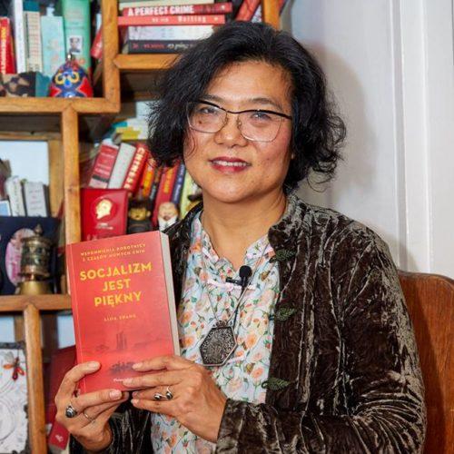 Lijia Zhang Literacki Sopot media