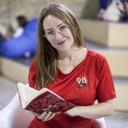 Martyna Bunda Literacki Sopot media