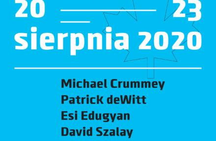 Kolejni goście kanadyjskiej edycji festiwalu Literacki Sopot media